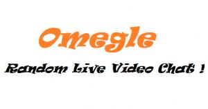 Omegla TV Rastgele Sohbet Ome TV ile